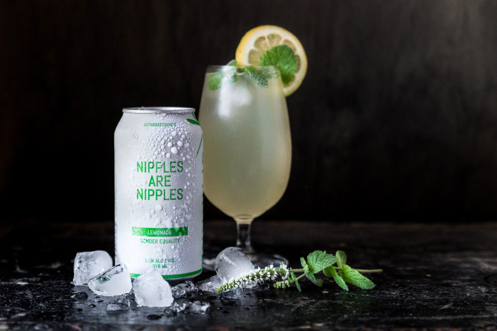 Sparkke Beverage Product Shoot | Product Photography Adelaide