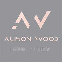 Alison Wood Logo | Sarah & Laura Design | Adelaide, South Australia | Branding + Photography + Web