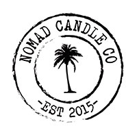 Nomad Candle Co Logo | Sarah & Laura Design | Adelaide, South Australia | Branding + Photography + Web