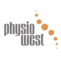 Physio West Logo | Sarah & Laura Design | Adelaide, South Australia | Branding + Photography + Web