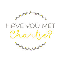 Have You Met Charlie Logo | Sarah & Laura Design | Adelaide, South Australia | Branding + Photography + Web