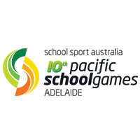 Pacific School Games Logo | Sarah & Laura Design | Adelaide, South Australia | Branding + Photography + Web